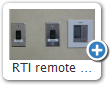 RTI remote & existing switches