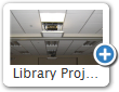 Library Project- projector lifts