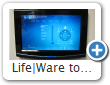 Life|Ware touchpanel